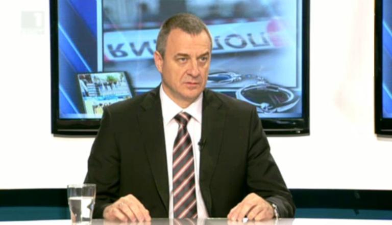 Сигурност, реформи, власт - вътрешният министър Цветлин Йовчев