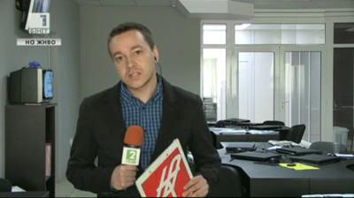 Арести след разследване на БНТ в Бургас - пряко включване на Росен Цветков