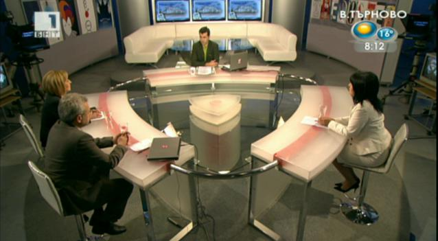 Как ще работи новият парламент - разговор с Цвета Караянчева, Мая Манолова и Тунчер Кърджалиев