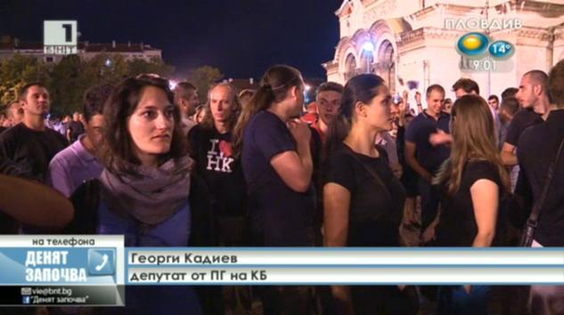 Георги Кадиев: Предсрочни избори май 2014 г.