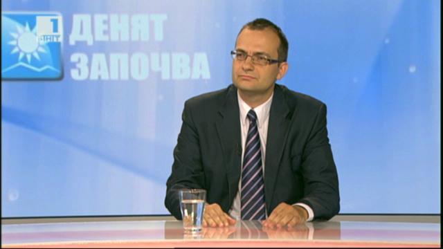 Мартин Димитров за алтернативата, която предлага Реформаторския блок