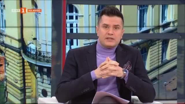 Говори Щабът: проф. Тодор Кантарджиев