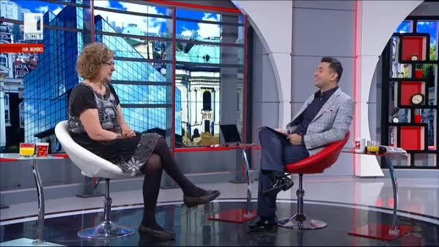 Да живее България - новият филм на Адела Пеева