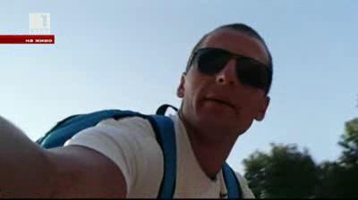 Как Пламен Петков обиколи България на две колела