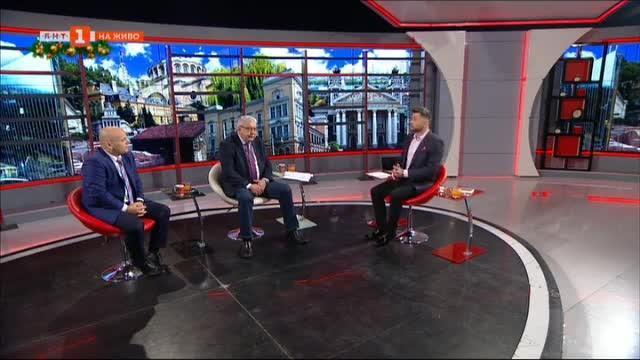 Зимни политически сътресения: ГЕРБ срещу БСП - спор в студиото