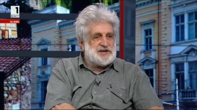Защо се бият в СДС - д-р Петър Берон