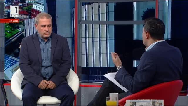 Министърът на културата Боил Банов: Ще подобрим комуникацията с обществото