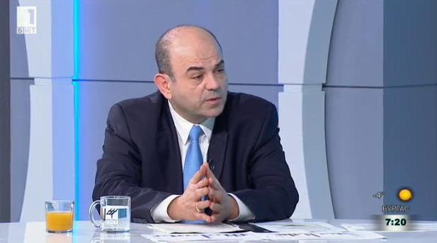 Владимир Иванов: Повишението на цените при плодовете и зеленчуците е заради лошите климатични условия