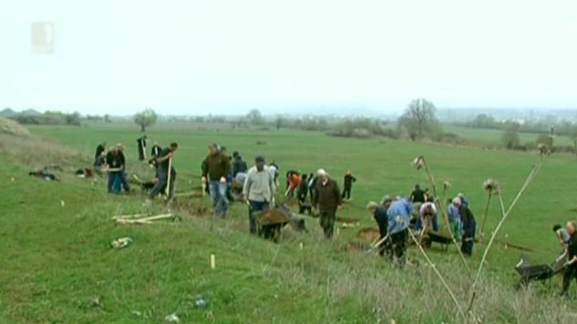 Проучвания на археологическите обекти по трасето на лот 2 от АМ Струма започнаха