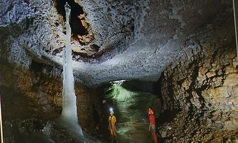 Фотоизложба на пещери приканва любители в Русе