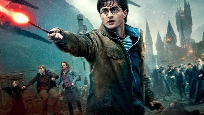 Хари Потър с продължение