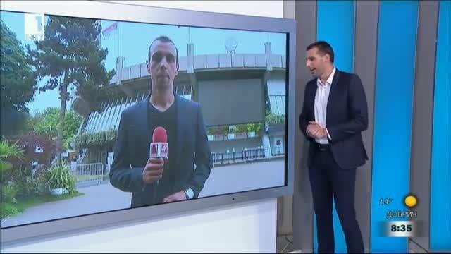 Григор Димитров излиза срещу Фернандо Вердаско в Ролан Гарос