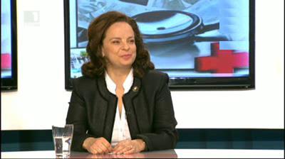 Таня Андреева: Няма да има чистка в МЗ