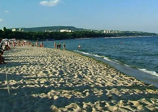 Варна в разгара на летния сезон
