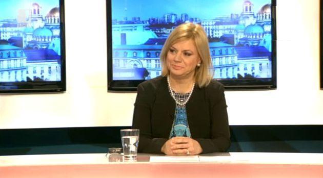 Десислава Терзиева за пътищата и финансирането им