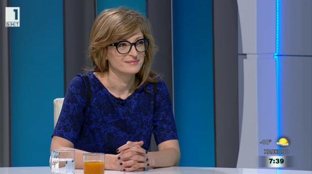 Екатерина Захариева: На изборите трябва да бъдат пуснати само машини, които са тествани