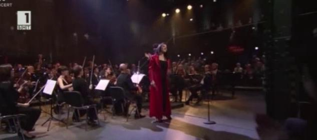 Зад кулисите на Метрополитън: Соня Йончева