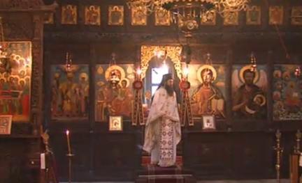 Троянският манастир с нов игумен