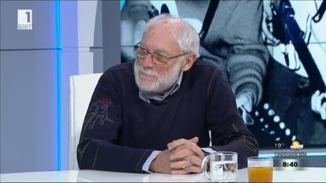 Щурците на 50. Маестро Петър Цанков си спомня