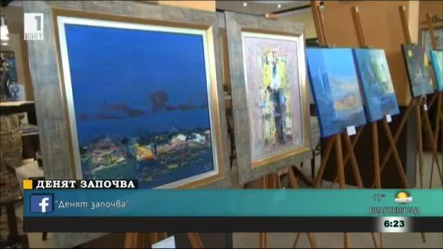 Известни художници твориха в Слънчев бряг