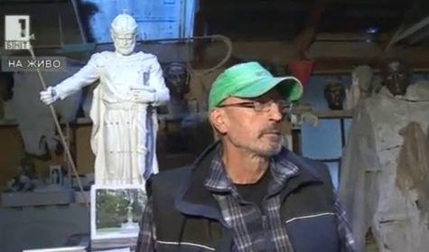 Как ще изглежда паметникът на цар Самуил?