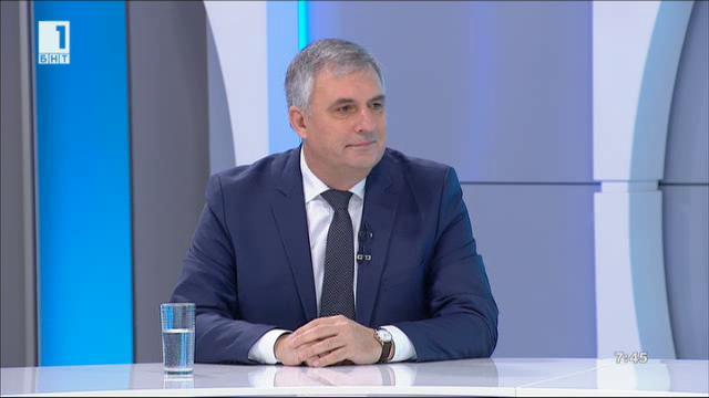 Битката за Дондуков 2: Ивайло Калфин, кандидат за президент