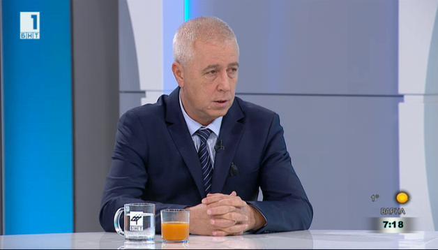 Как се стопяват дългове. Говори началникът на ВМА проф. Николай Петров