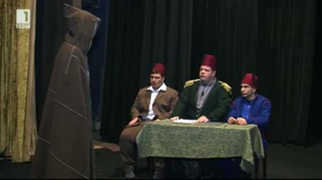 Ученици със спектакъл по случай Националния празник