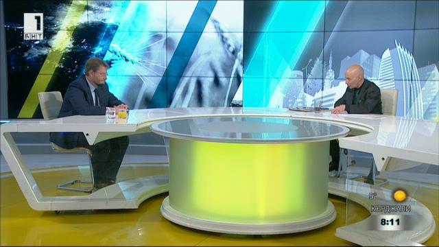 Служебният икономически министър Теодор Седларски: Индустриализацията се случва с много бързи темпове