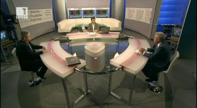 Бюджет и икономика - разговор с Евгений Иванов и Пламен Димитров