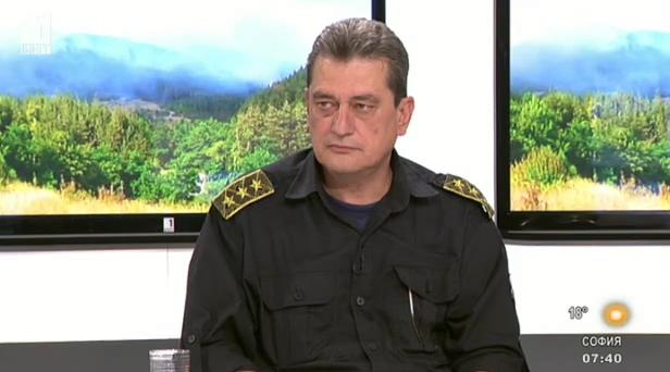 Гл. комисар Николай Николов: Повечето пожари възникват заради безхаберие
