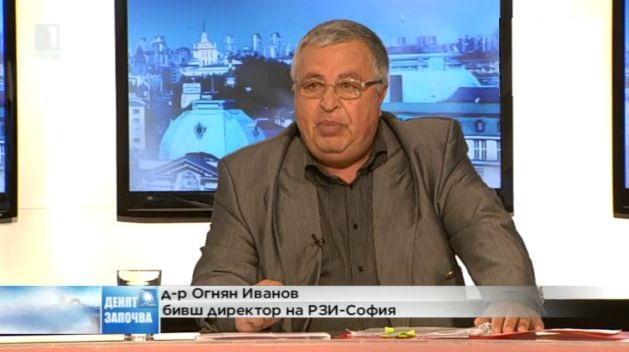 Д-р Иванов: Защо бях уволнен от РЗИ София