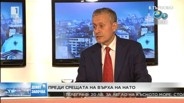 Преди Срещата на върха на НАТО. Разговор със Соломон Паси