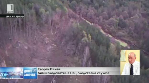 Експертът Георги Илиев за трагедията в Горни Лом