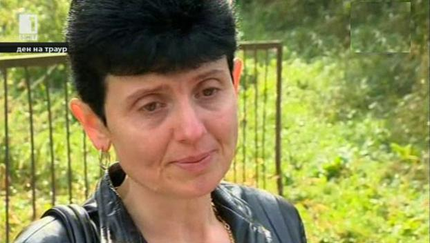 България в траур - пряко от Горни Лом