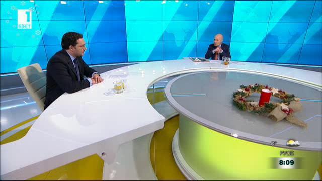 Даниел Митов: Башар Асад и ДАЕШ са двете страни на една и съща монета