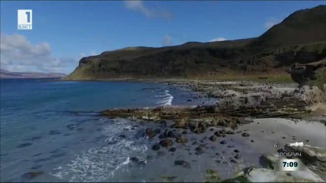 Остров Ейг - малък, но енергийно независим