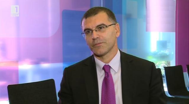 Симеон Дянков за финансовата стабилност в България и икономическата политика на Европа