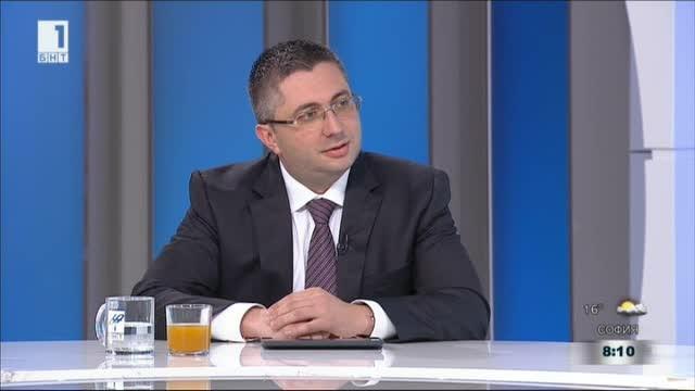 Николай Нанков: Въвеждаме ограничения за ТИР-овете по магистралите