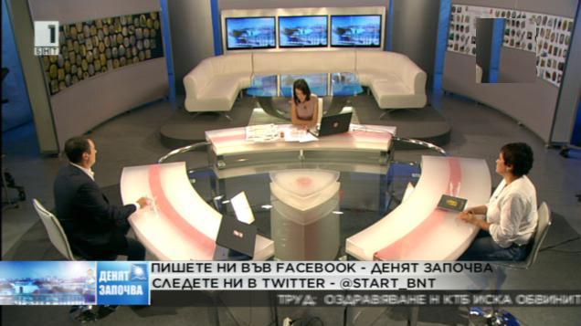Наблюдателите на изборите – разговор с Калин Славов и Антоанета Цонева
