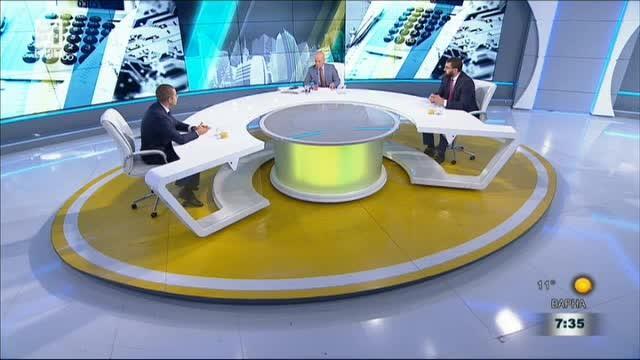 Назначения и обвинения. Спорят Александър Ненков от ГЕРБ и Стоян Мирчев от БСП