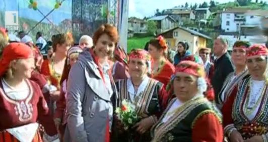 Етнофестивал в село Борино