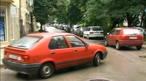 Изоставени коли в Русе
