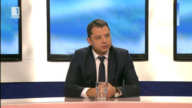 """Делян Добрев: Не е коректно да се хвърля вина върху България за """"Южен поток"""""""