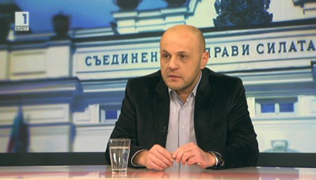 Томислав Дончев: Една партия трябва да се бори за по-голямо доверие