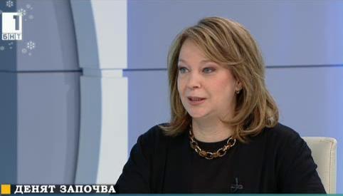 """Йоана Буковска – гост в """"Извън играта"""""""