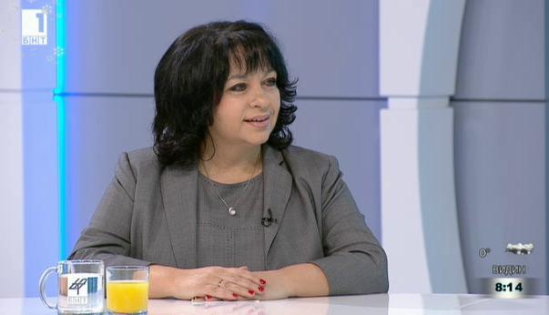 Теменужка Петкова: Предприети всички необходими мерки за гарантиране на енергийната сигурност на страната
