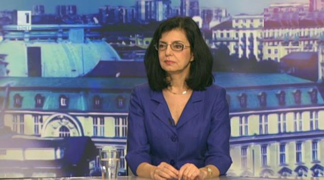 Меглена Кунева за българската позиция на кризата в Украйна и евроизборите