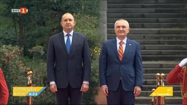 Президентът Румен Радев коментира мигрантската криза