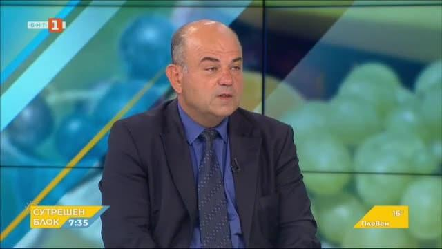 Владимир Иванов, ДКСБТ: Пазарът на храни у нас е стабилен с висока конкурентност